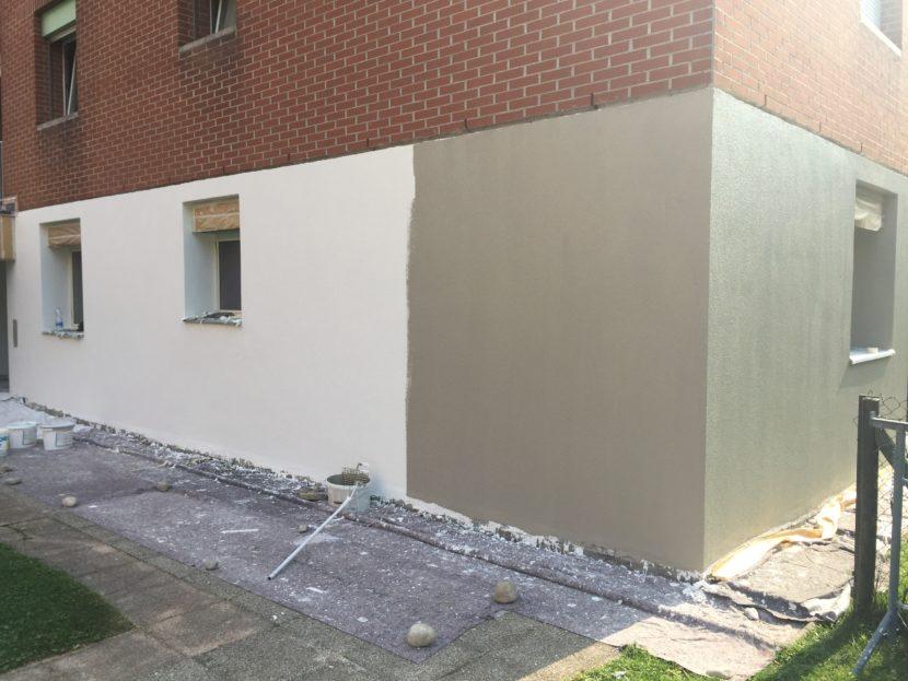 Risanamento della facciata